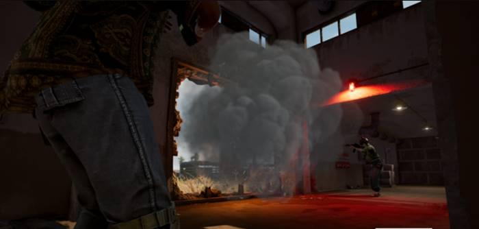peluru bisa menembus dinding tipis yang ada di Karakin