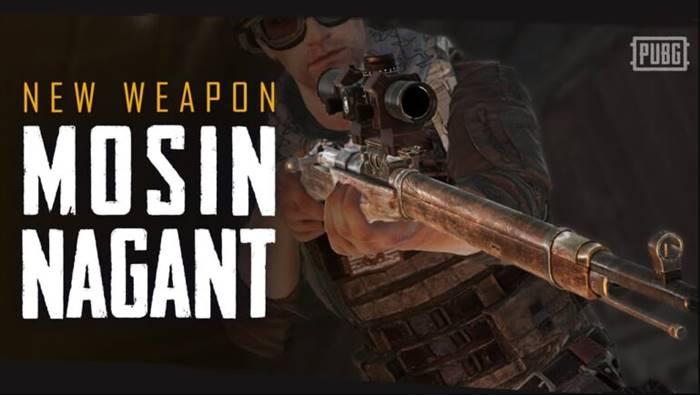 Mosin Nagant Sniper Riffle