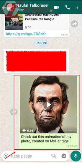 Cara Download Edit Foto MyHeritage