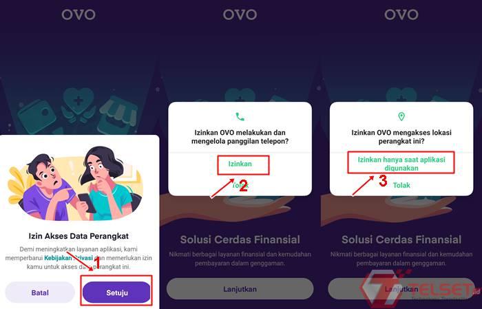 Cara daftar upgrade akun OVO Premier