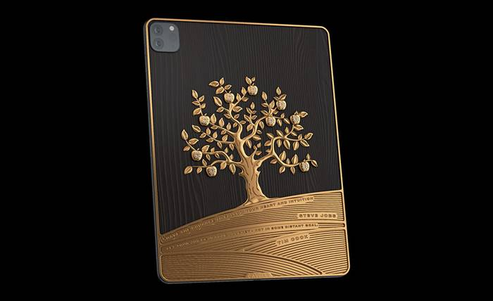 Caviar iPad Pro Grand Apple