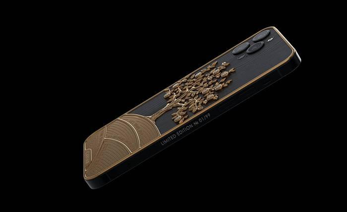 Caviar iPhone Diamond Apple