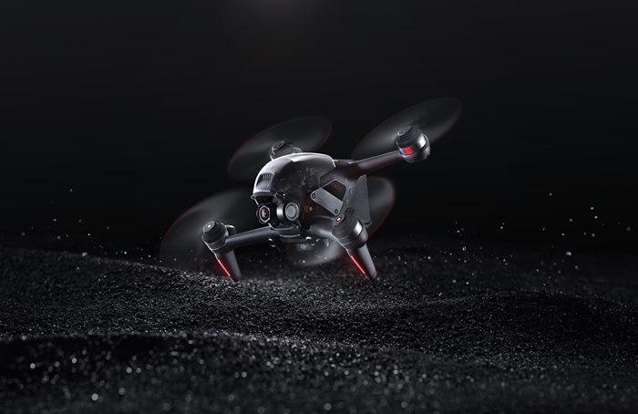 Drone Canggih DJI FPV Mendarat di Indonesia, Segini Harganya