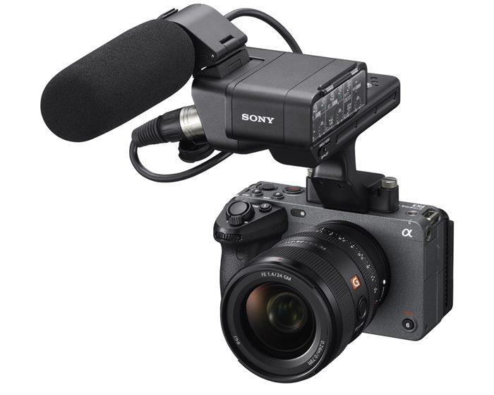 Kamera Sony FX3 terbaru
