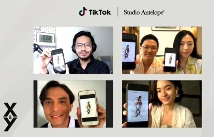 Film Pendek Vertikal X&Y Tayang Perdana di TikTok Indonesia