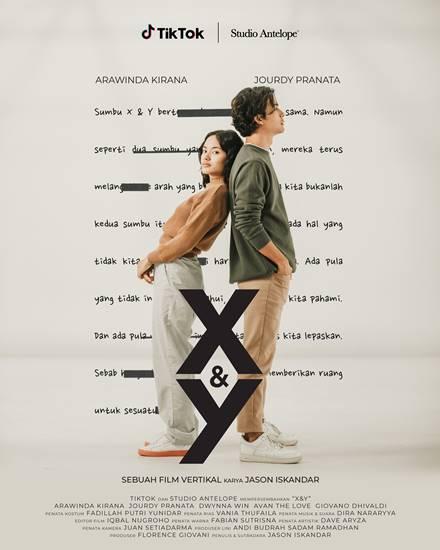 Film Pendek Vertikal TikTok X&Y Indonesia