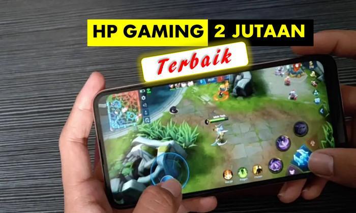 10 HP Gaming 2 Jutaan Terbaik Oktober 2021, ML & PUBG Lancar!