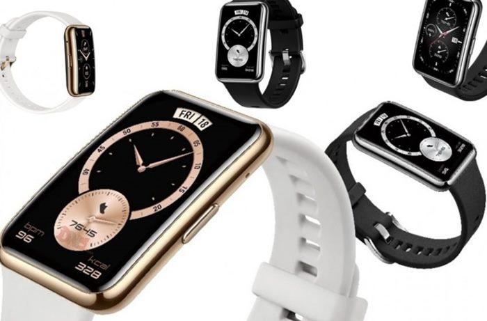 Canggih! Huawei Watch Fit Elegant Edition Dijual Rp 1 Jutaan