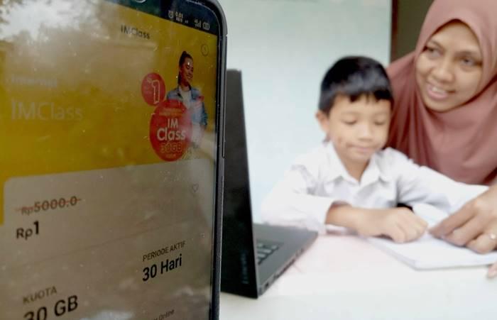 Indosat Lanjutkan Bantuan Kuota Internet Kemendikbud, Langsung Cek!