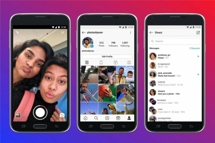 Aplikasi Instagram Lite