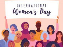 Google Doodle Hari Perempuan Sedunia