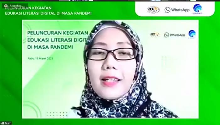 Kominfo WhatsApp Literasi Digital