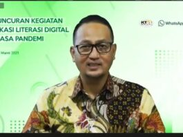 Kominfo WhatsApp Literasi Digital