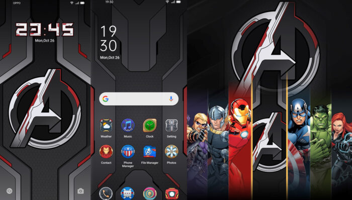 Harga Oppo Reno5 Marvel Avengers Edition