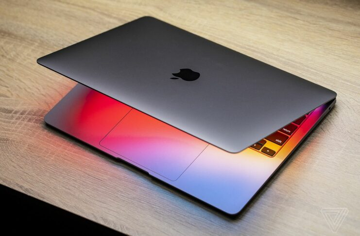 Menambang Ethereum MacBook Air M1