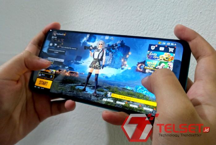 Gaming di Redmi 9T