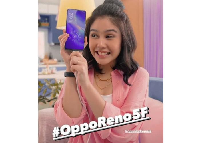 Oppo Reno5 F Indonesia
