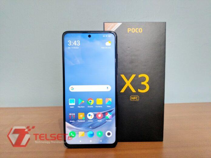 Android 11 Poco X3