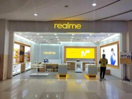 official store realme indonesia