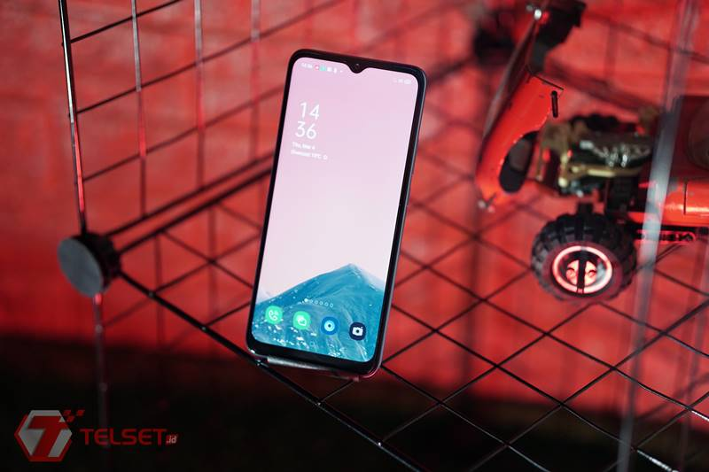 Review Oppo A15s
