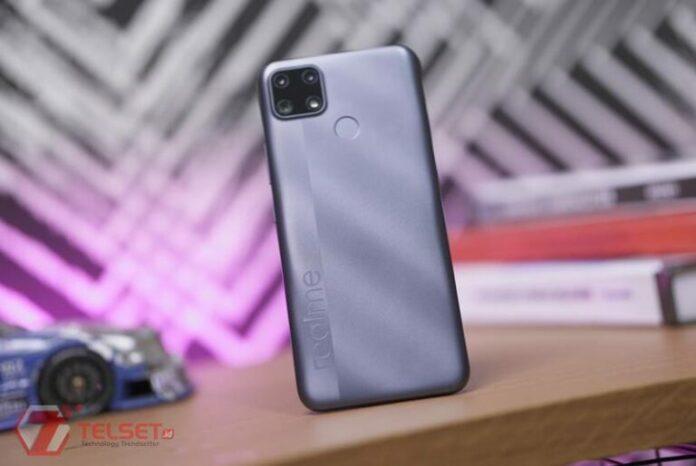 Spesifikasi harga Realme C25 Indonesia
