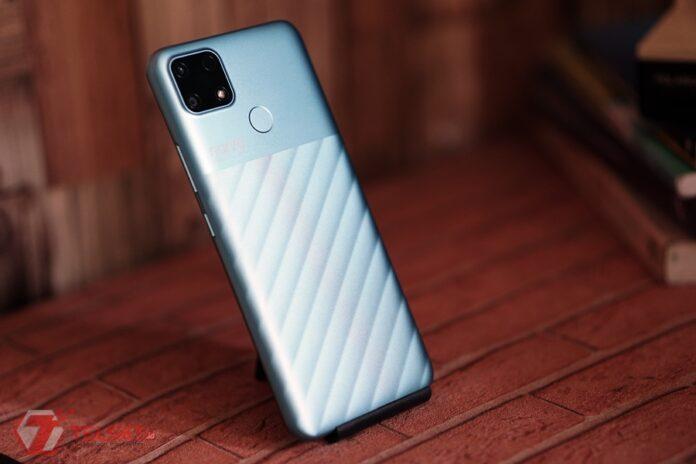 HP dual kamera Rp 1 jutaan terbaik murah termurah