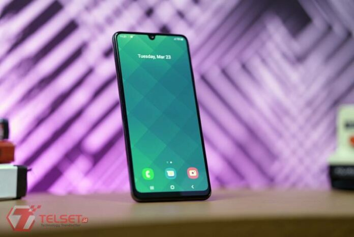 Review Samsung Galaxy A32