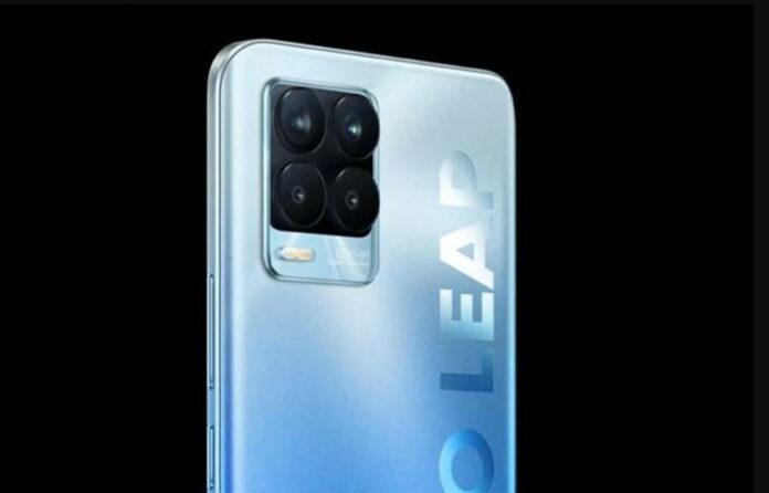Video realme 8 Pro