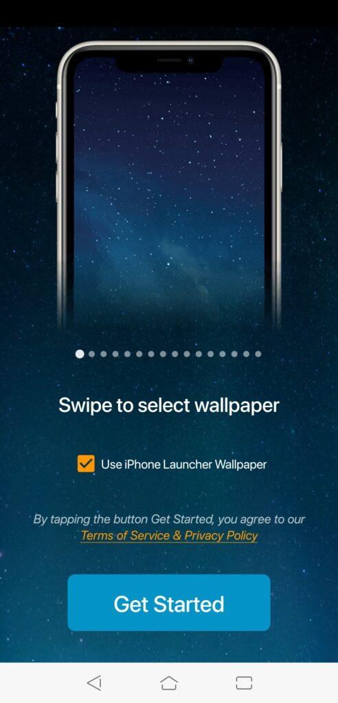 Cara mengubah tampilan Android menjadi iPhone