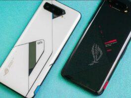Perbandingan Asus ROG Phone 5 Pro Ultimate