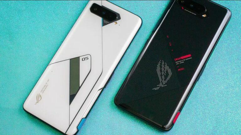 Perbandingan Asus ROG Phone 5, Pro & Ultimate: Spek Gahar