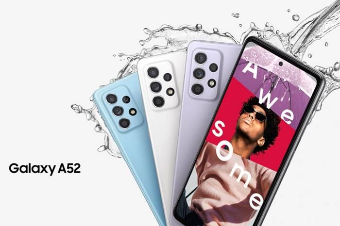 Spesifikasi Samsung Galaxy A52