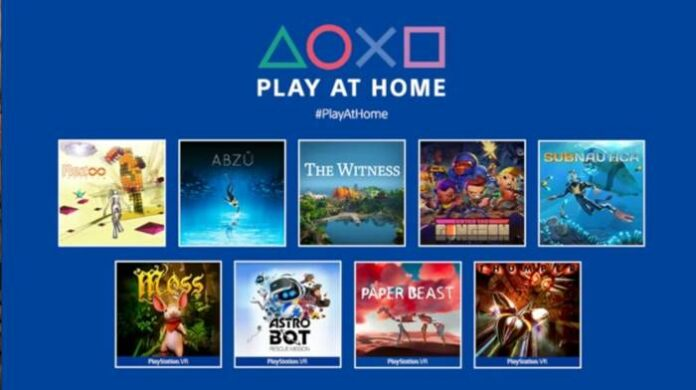 Game PS4 PS5 Sony PlayStation Gratis
