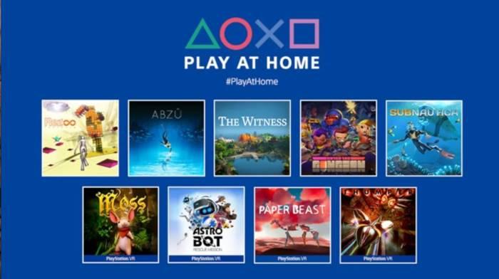 Jangan Terlewat!! Sony Bagikan 10 Game Gratis untuk PS4 dan PS5