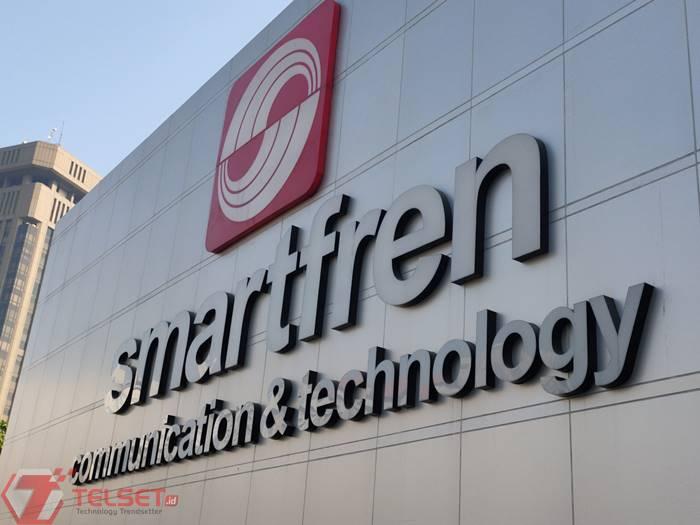 Jangkauan 4G Smartfren Terluas Menurut OpenSignal
