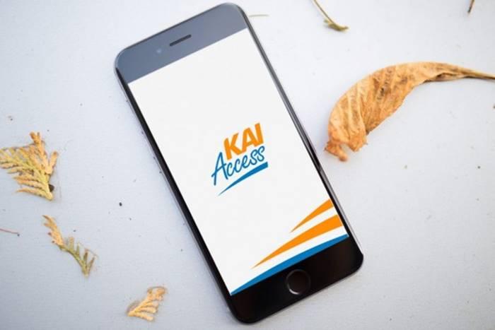 Cara bayar tiket kereta api KAI Access LinkAja