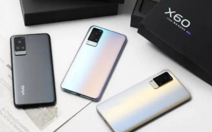 Vivo X60 Pro Dilengkapi Kamera Zeiss dan Gimbal Stabilization 2.0