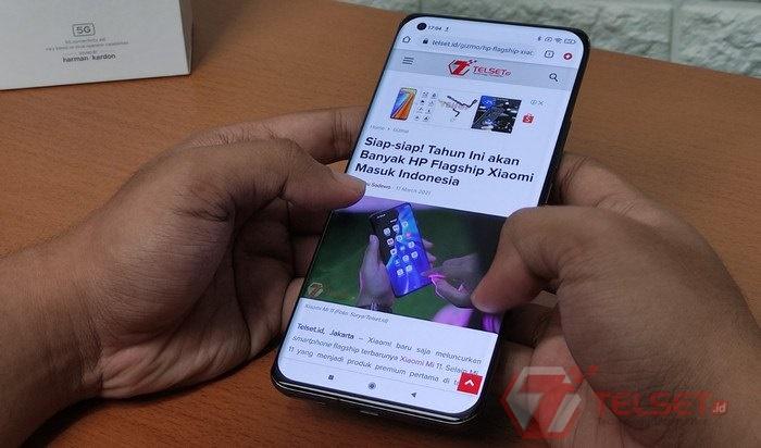 Penjualan Perdana, Xiaomi Mi 11 Sudah Bisa Dibeli di Indonesia