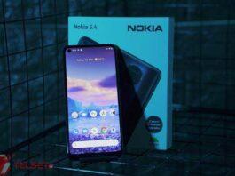 Spesifikasi Harga Nokia 5.4 Indonesia