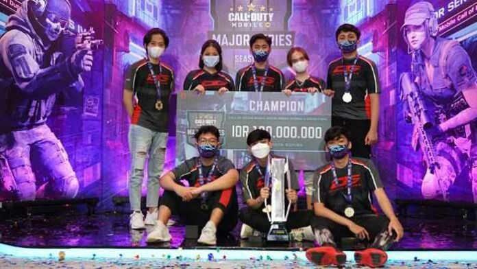 Telkomsel Dunia Games Esports Call of Duty Mobile