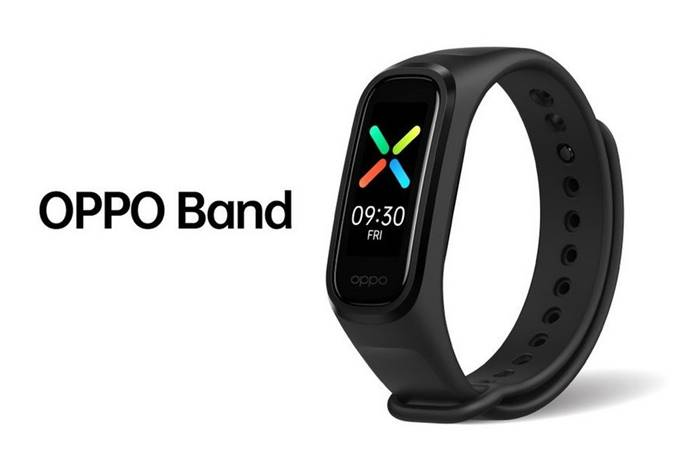 Oppo Band Diperkenalkan, Smartband Canggih dengan Fitur SpO2