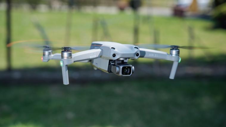 Resmi Mendarat di Indonesia, Segini Harga Drone DJI Air 2S