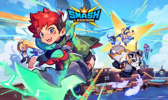 Game Smash Legends Resmi Meluncur di Smartphone dan PC