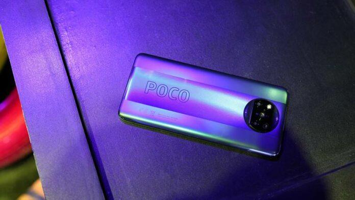 Fitur Poco X3 Pro