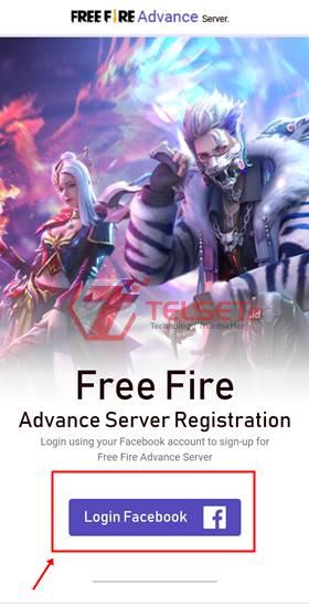 Advance Server FF Free Fire