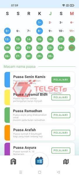 7 Aplikasi Jadwal Puasa Ramadan untuk Android, Rekomendasi ...