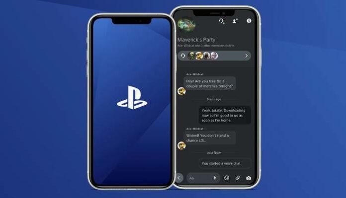Aplikasi Sony Playstation