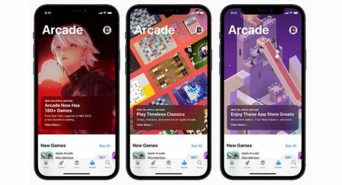 Game Baru Apple Arcade