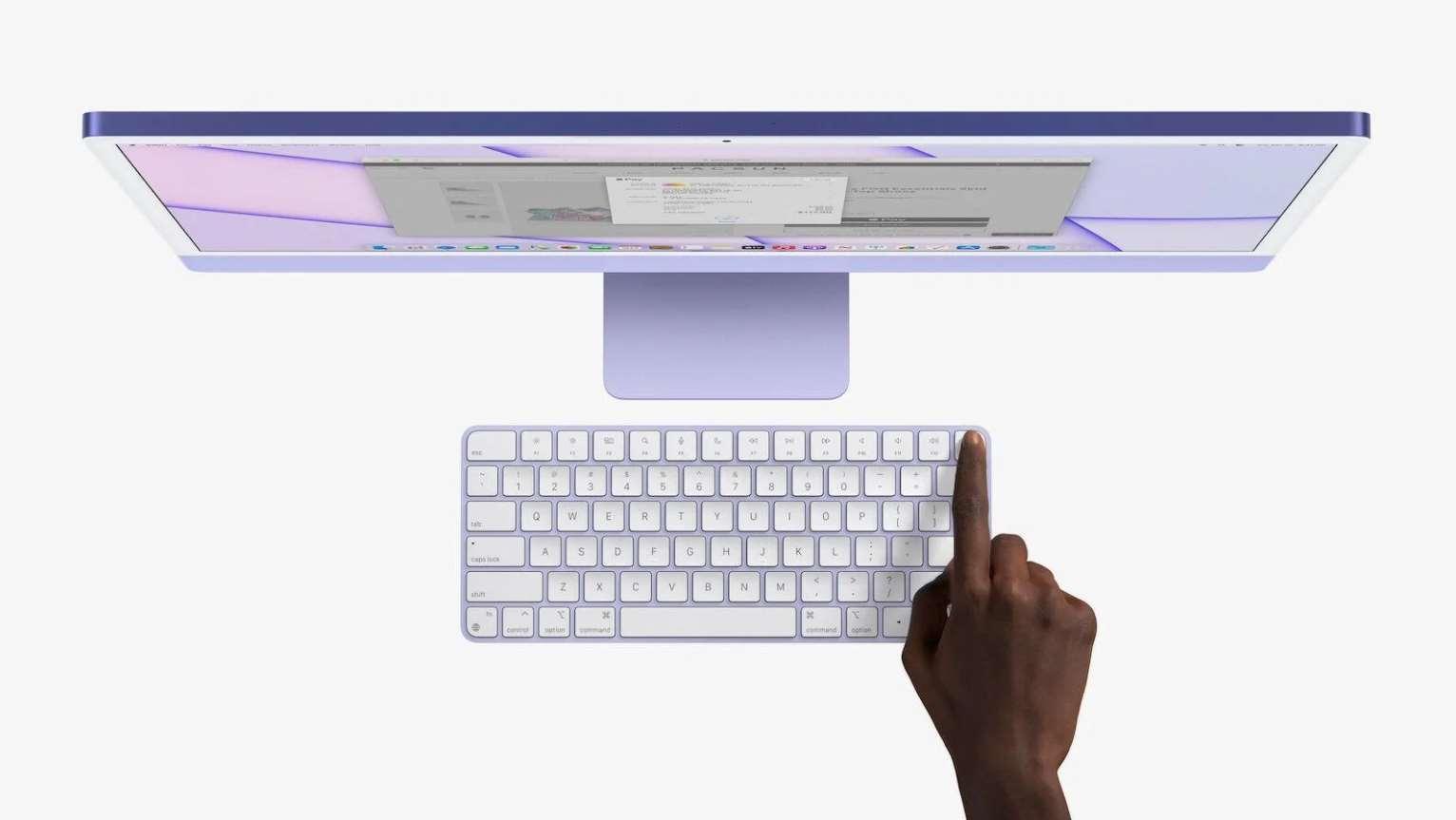 Apple New iMac 2021 Terbaru