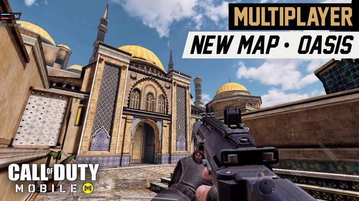 New Map Call of Duty: Mobile Season 3